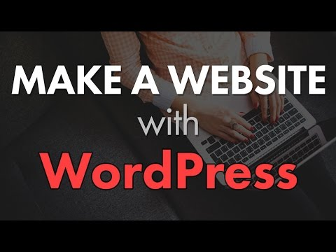 WordPress Tutorial for Beginners (Step-by-Step Website Development)