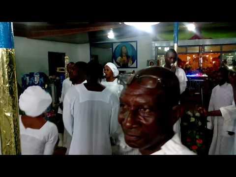 BABA ARA FANS ( ATANDA ALARA @Ajara Otito parish Egbeda , praise night  )