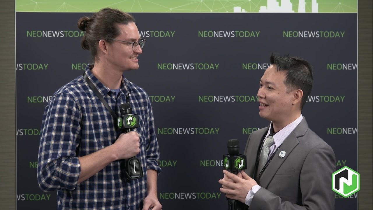 Mongkol Thitithamasak - Yezcoin interview at NEO DevCon 2019