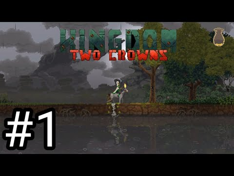 Kingdom two crowns    The generic title and gameplay  