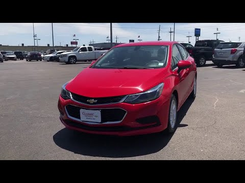 2018 Chevrolet Cruze Tulsa, Broken Arrow, Bixby, Sand Springs, Owasso, OK U813120 from YouTube · Duration:  1 minutes 50 seconds