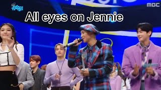 Download Video All eyes on Jennie ft Mino, Kai and Baekhyun MP3 3GP MP4