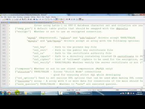 Bài 1: Xây dựng chức năng CRUD (Create Read Update Delete) trong Codeigniter 3x