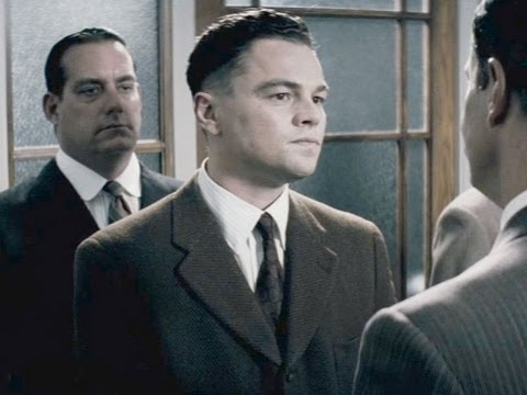 "J. Edgar ""That Was the Old Bureau"" Movie Clip Official 2011 [HD]"