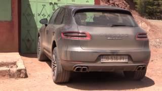 2015 Porsche Macan S and Porsche Macan Turbo first short review test drive - Autogefühl