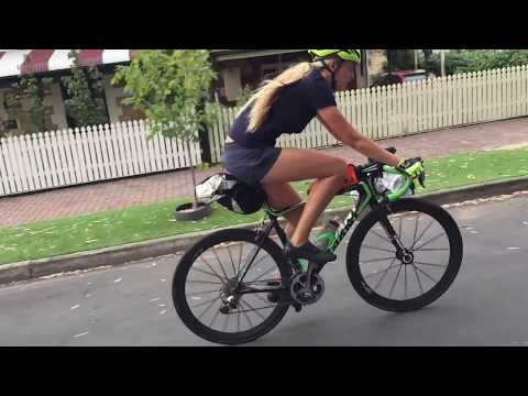 Cycling In Adelaide Australia Documentary