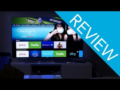 Amazon Fire New User Interface, UI Review!!