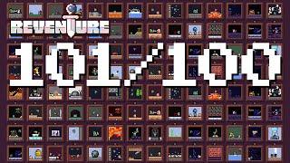 СЕКРЕТНАЯ 101 КОНЦОВКА! 150% ► Reventure #11 Прохождение