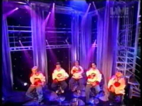 backstreet boys-1997-Live & Kicking~Quit playing games & interview~