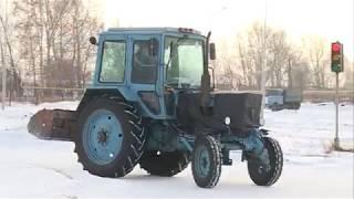 Экзамен на право эксплуатации колесных машин тракторист категории С