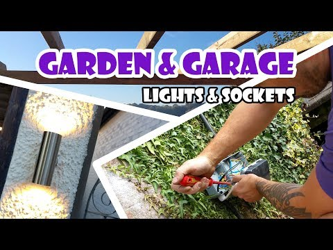 Garage and Garden Electrics