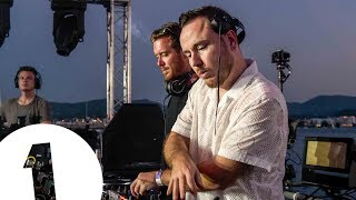 Duke Dumont \u0026 Gorgon City live at Café Mambo for Radio 1 in Ibiza 2017