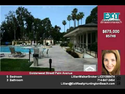 Huntington Beach Ca 92649 Homes For Sale-19528 Sandcastle Ln Huntington Beach CA
