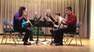 Quartet for Flute, Oboe, Clarinet and Bassoon, Op. 93 - Goepfart - Settlement Adv. Woodwind Quartet