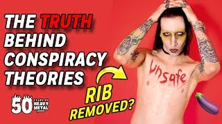The Truth Behind Conspiracy Theories in Metal
