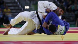 انتقادات للاعب الجودو المصري إسلام الشهابي بعد منازلة نظيره الاسرائيلي في ريو 2016