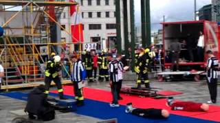 5. Berlin Firefighter Challenge