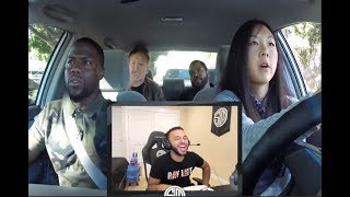 "Hamlinz reacts to ""Ice Cube, Kevin Hart And Conan Help A Student Driver"""