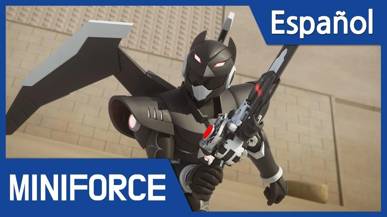 Download (Español Latino) MINIFORCE Capítulo 23 - MINI FORCE NEGRO 1