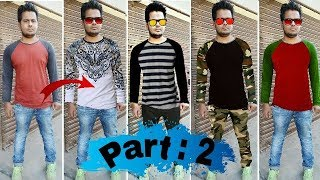 How To Put Image On T-Shirt In Picsart(Hindi/Urdu)Picsart T Shirt Change:Picsart Editing Tutorial