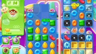 Candy Crush Jelly Saga Level 1051