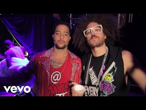Sorry For Party Rocking VEVO Tour Exposed