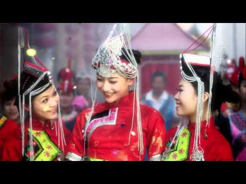 Beautiful Chinese Music【53】[Folk Songs are Just Like River]