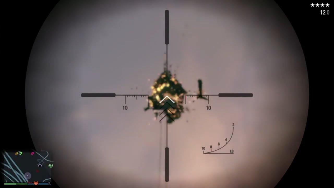 弾 Gta5 炸裂