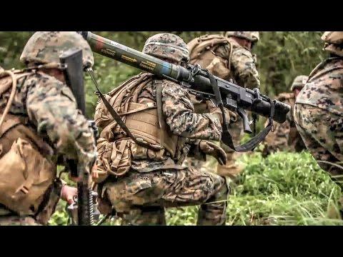 U.S. And Korean Marines Train Together