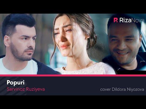 Sarvinoz - Popuri (cover Dildora Niyozova)