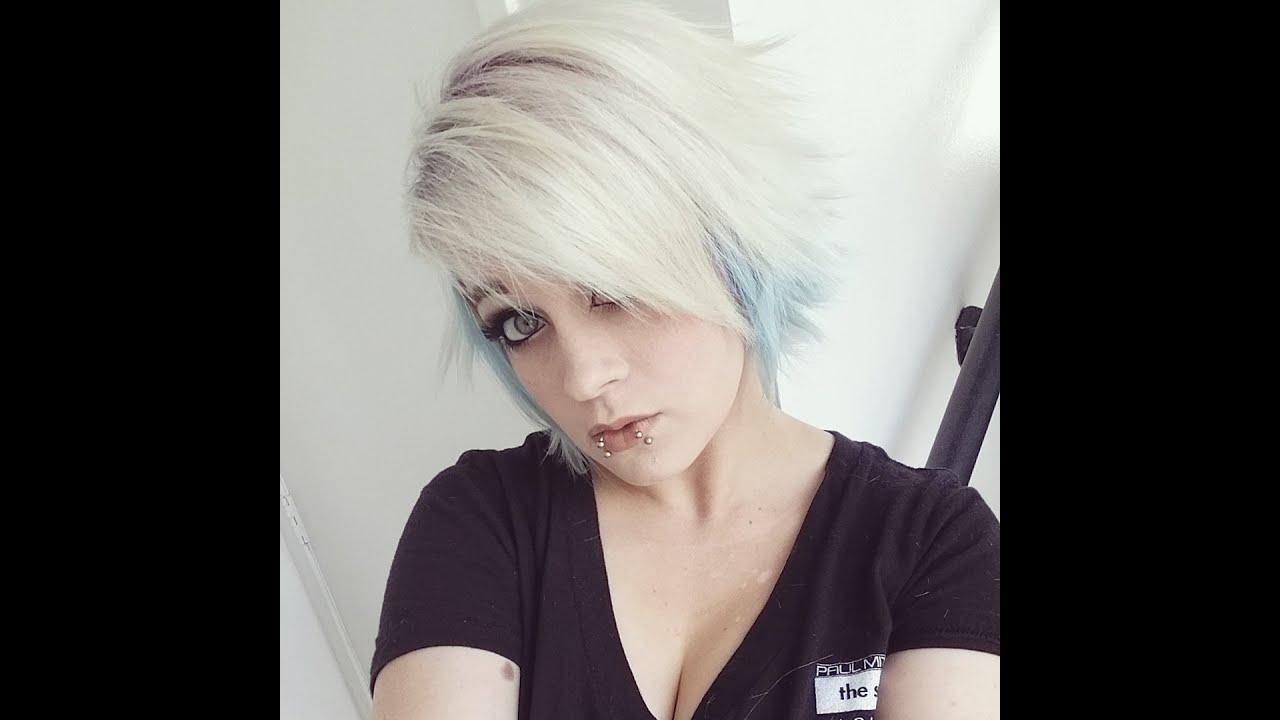 Visual Kei Inspired Punk Pixie Hair