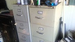 Used Filing cabinets for sale