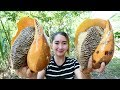 Yummy Monster Sea Snail Salad Cooking - Monster Sea Snail Cooking - Cooking With Sros