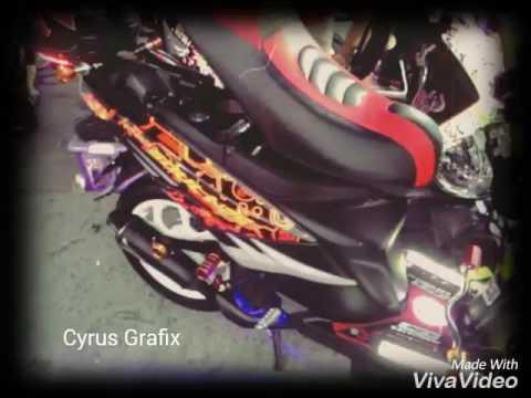 Cyrus Grafix Team YouTube - Mio decalscyrus grafix decals youtube