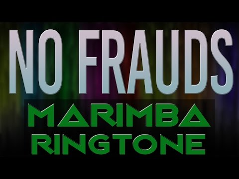 Latest iPhone Ringtone - No Frauds Marimba Remix Ringtone - Nicki Minaj feat. Drake & Lil Wayne