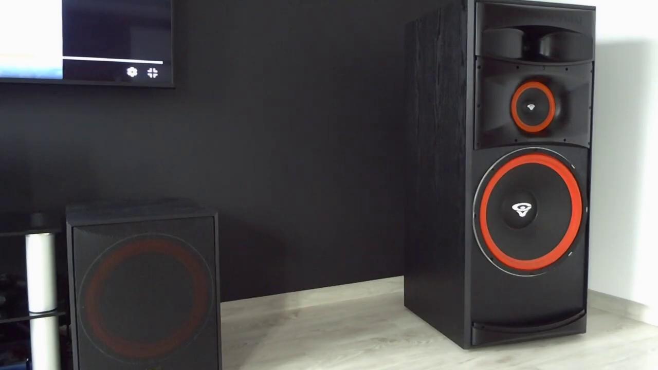 Cerwin-Vega XLS-15 Floor Tower Speaker