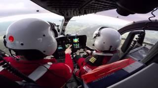Die fliegende Intensivstation - der Rettungshubschrauber Christoph Niedersachsen