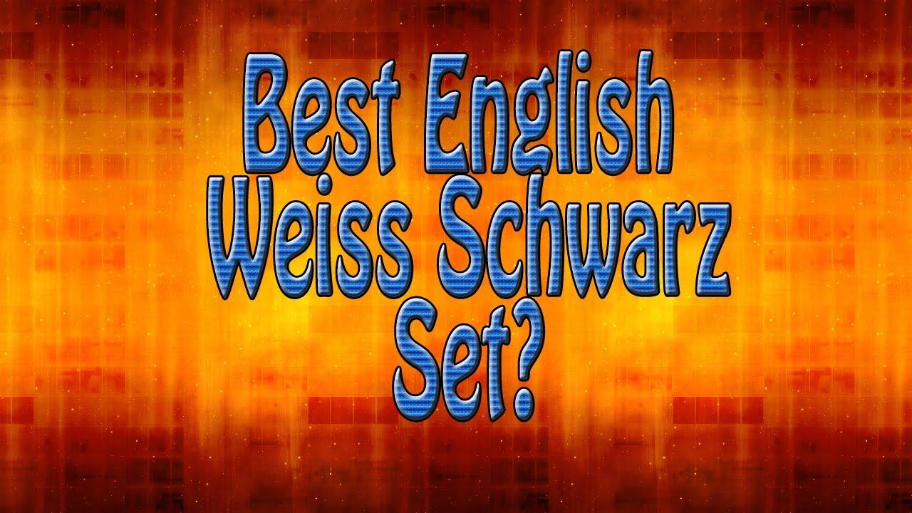 Weiß English