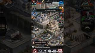Last Empire War Z - end of kill event nice rally formation