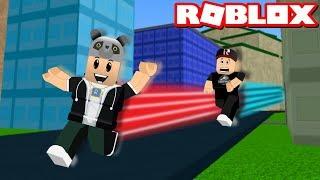 Hızlı Koşamazsan Kaybedersin! - Panda ile Roblox Parkour Simulator