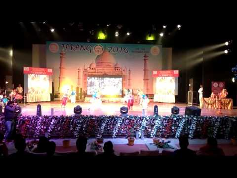 Tarang 2016 Agra National Cultural Meet