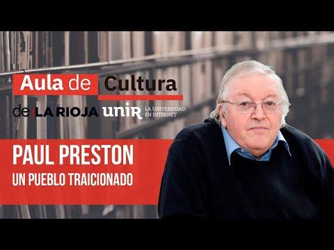 Aula de Cultura virtual: Paul Preston