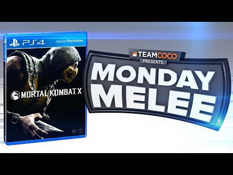 "Monday Melee: ""Mortal Kombat X"" With Creator Ed Boon"