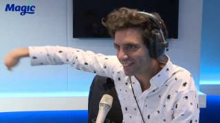 Mika talks about his new album, Simon Cowell, The Voice, The X Factor and more!