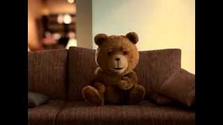I love Teddy Bear !-  Ted Movie 2012 (Red Band) Funny Talking