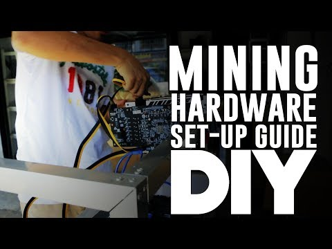DIY GPU Mining Hardware Step by Step Set-up Guide for Beginners Philippines