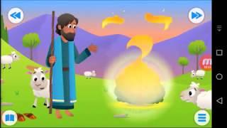 Historia de Moisés para niños