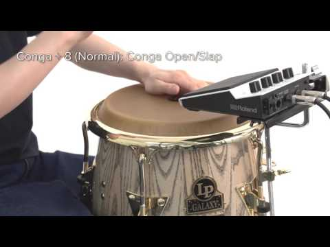 """""""Performance Examples (SPD::ONE PERCUSSION)"""" Roland SPD::ONE #15"""