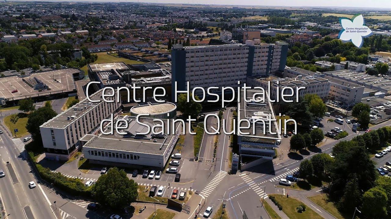 Action Vidéo - Vidéo de présentation de l'hôpital de Saint Quentin 79618