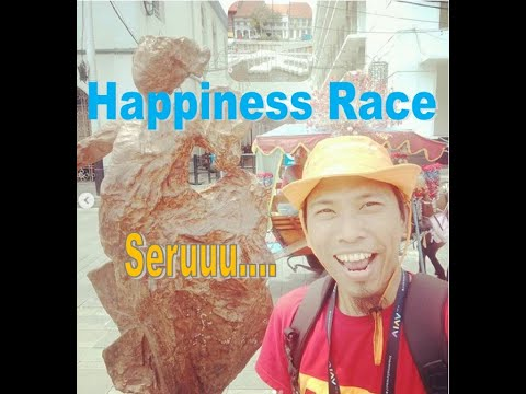 Seruuu... Happiness Race bareng happyoneid dan Vivacoid Mp3